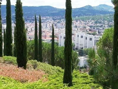Parc montjuzet a clermont ferrand puy de dome auvergne - Abri jardin fer clermont ferrand ...