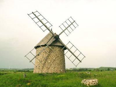 Le moulin de la garde a celoux cantal auvergne - Moulin de la borderie ...